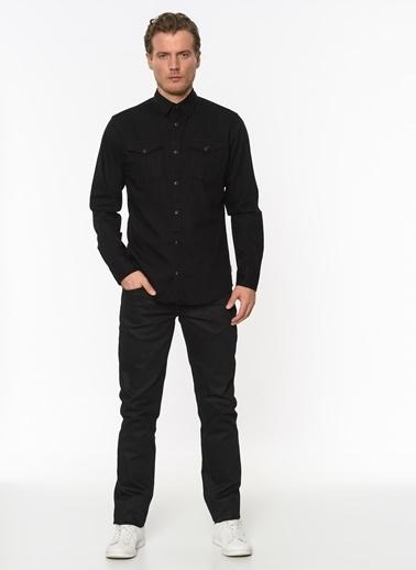 Jack & Jones Jean Gömlek Siyah